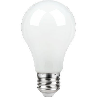 Ampoule LED Full glass A60 E27 7.5W Blanc chaud