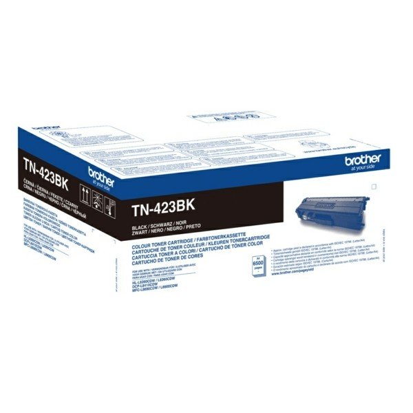 ORIGINAL Brother TN423BK - Toner noir
