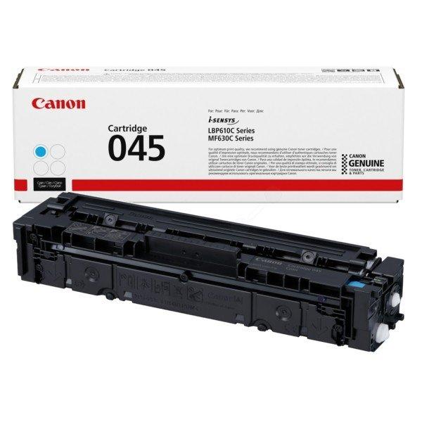ORIGINAL Canon 1241C002 / 045 - Toner cyan