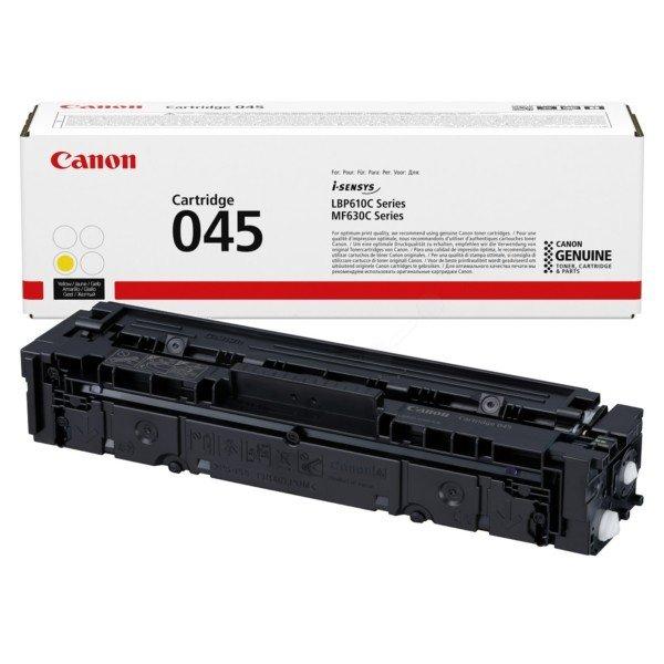 ORIGINAL Canon 1239C002 / 045 - Toner jaune