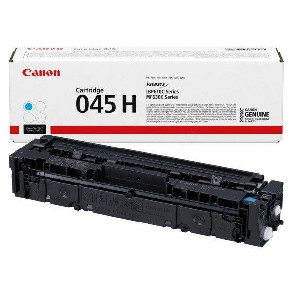 ORIGINAL Canon 1245C002 / 045H - Toner cyan