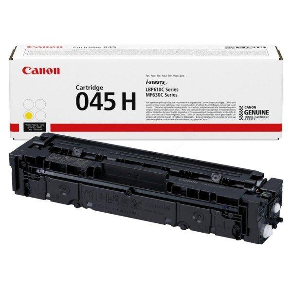 ORIGINAL Canon 1243C002 / 045H - Toner jaune
