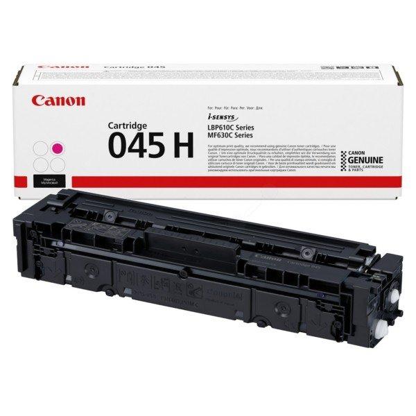 ORIGINAL Canon 1244C002 / 045H - Toner magenta