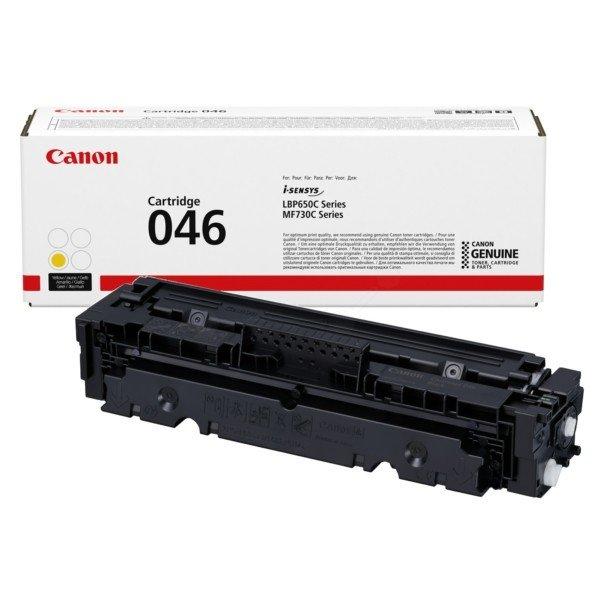 ORIGINAL Canon 1247C002 / 046 - Toner jaune