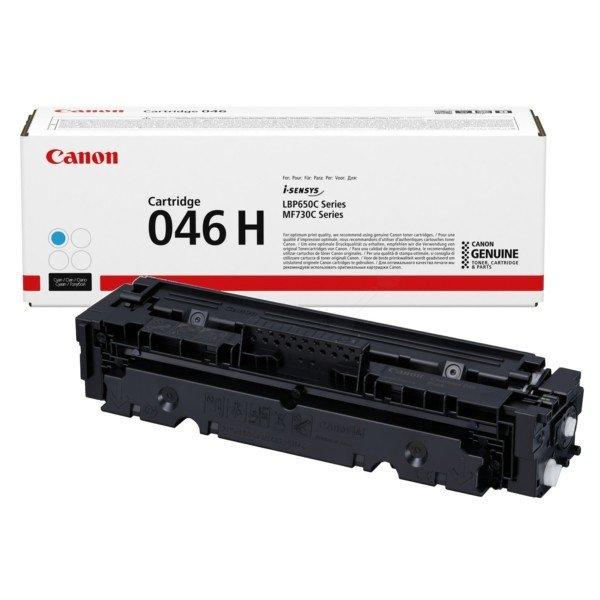 ORIGINAL Canon 1253C002 / 046H - Toner cyan