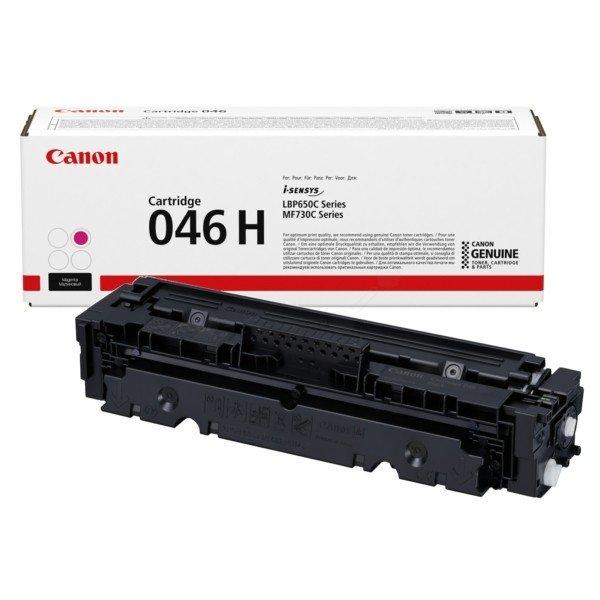 ORIGINAL Canon 1252C002 / 046H - Toner magenta