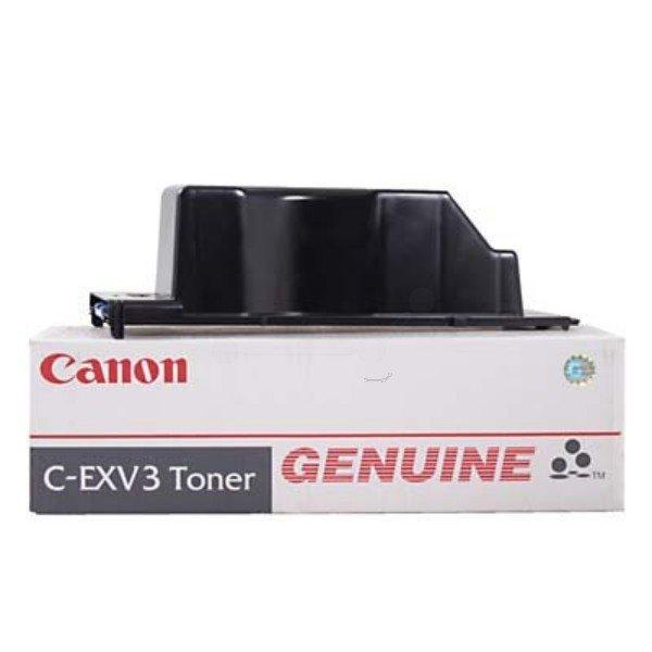ORIGINAL Canon 6647A002 / C-EXV 3 - Toner noir