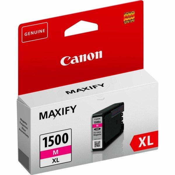 ORIGINAL Canon 9194B001 / PGI-1500 XLM - Cartouche d'encre magenta