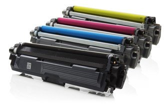 PROMO Pack de 4 toners compatibles Brother TN241 + TN245CMY - Toner MultiPack