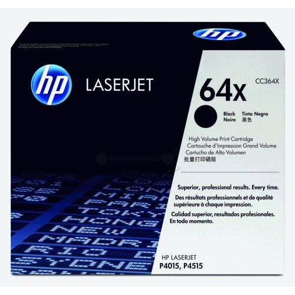 ORIGINAL HP CC364X / 64X - Toner noir