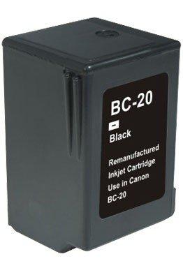 COMPATIBLE Canon 0895A002 / BC-20 BK - Tête d'impression noire