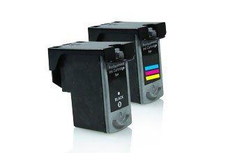 COMPATIBLE Canon 0615B051 / PG-40 CL 41 - Cartouche à tête d'impression multi pack