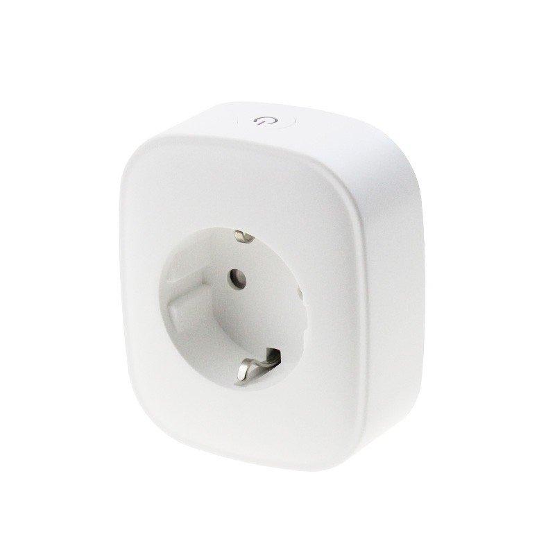 Prise Connectée WiFi Intelligente, avec mesure de consommation d'énergie.