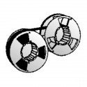 ORIGINAL Printronix 107675005 - Ruban nylon noir